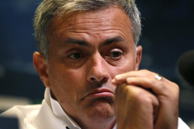 Real Madrid News: Jose Mourinho Is Not Worried After Real Madrid's Defeat Against Borussia Dortmund
