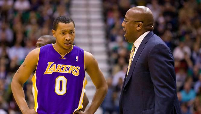 LA Lakers Waive Guard Andrew Goudelock