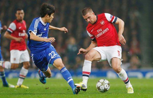 Arsenal's Gervinho, Giroud And Podolski Struggling To Replace Van Persie: Examining Gunners' Problems in Attack
