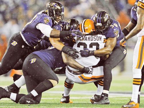 Baltimore Ravens vs Cleveland Browns Betting Odds and Preview