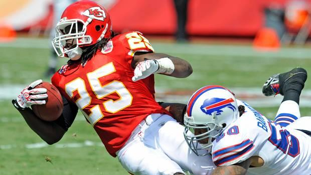 Kansas City Chiefs News: Andy Reid Plans To Use Jamaal Charles Like Brian Westbrook