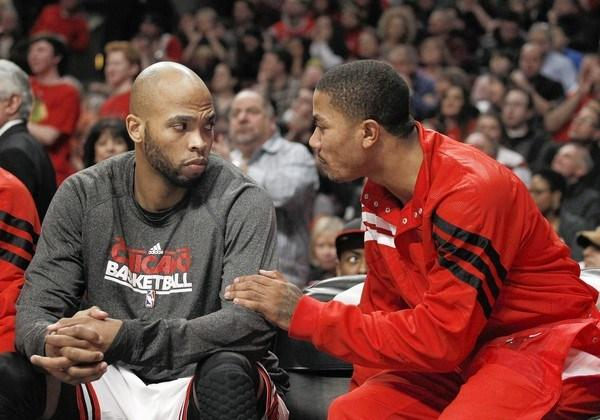 Chicago Bulls News: Taj Gibson Extension Smartest Move Team Could Have Made