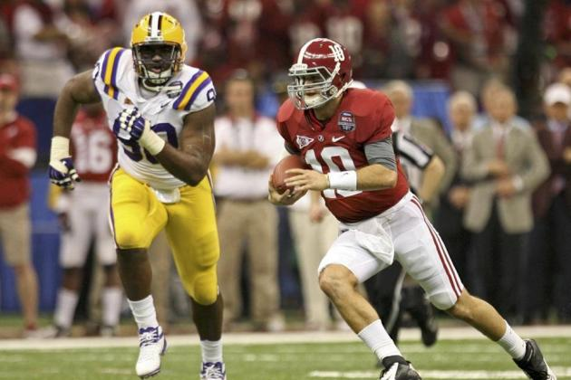 Alabama vs. Texas A&M Preview: Crimson Tide Look To Keep Rolling Against Soaring Aggies