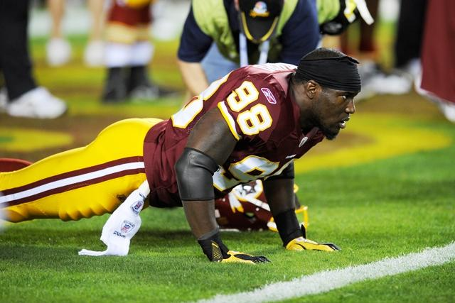 Washington Redskins News: Brian Orakpo Targets NFL Defensive Player Of The Year Award
