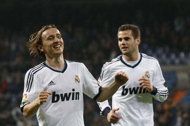 Luka Modric Transfer Rumors: London Calling, Which Call Will He Answer?