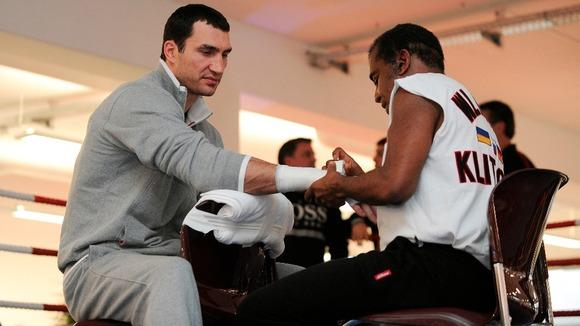 Wladimir Klitschko: New Trainer But Same Old Klitschko