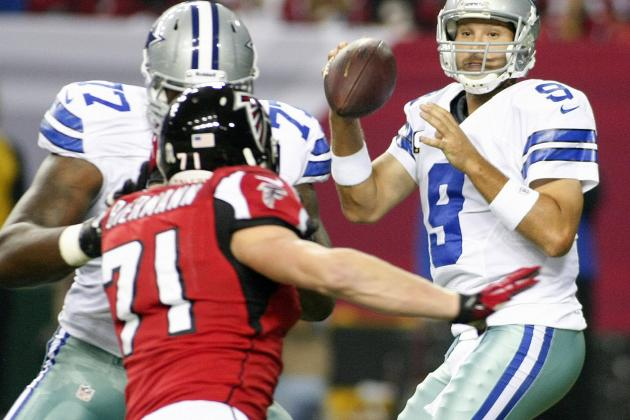 NFL Week 14 Matchups: Romo, Dez Bryant Dallas Cowboys Offense vs. Cincinnati Bengals Defense