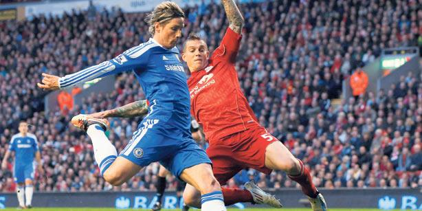 Chelsea FC News: Why Fernando Torres' Days For Di Matteo's Blues May Be Numbered