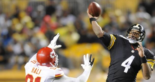 Baltimore Ravens vs. Pittsburgh Steelers: Byron Leftwich Returns As Starting QB