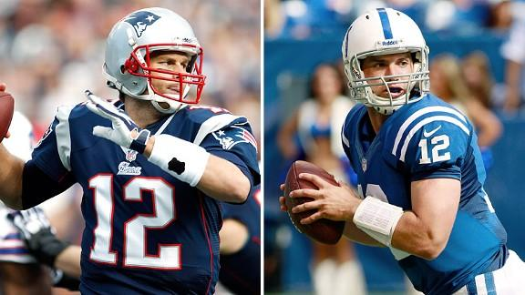 Indianapolis Colts at New England Patriots Preview, Matchups, X's and O's