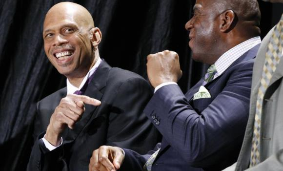 LA Laker' Salute Kareem Abdul Jabbar: The Captain Is More Than A Statue To The Game Of Basketball