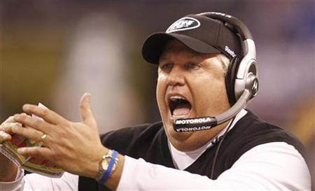 New York Jets News: Rex Ryan Is Returning To Blitz-Heavy Style Of Defense