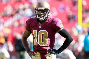 Washington Redskins News: Robert Griffin III 'Questionable' for Week 15 vs. Cleveland Browns
