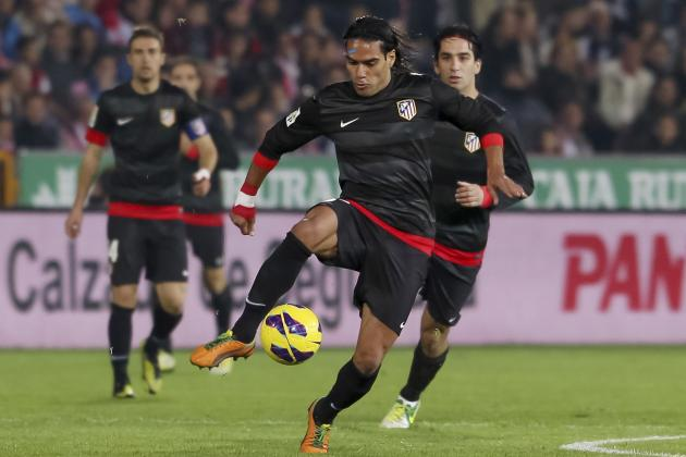 Chelsea Transfer News: Scouts Return From Yet Another Radamel Falcao Scouting Mission