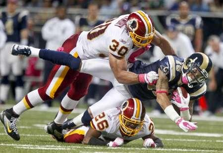 NFL Playoffs: Finding Flaws With the Final 12: How to Beat the Washington Redskins