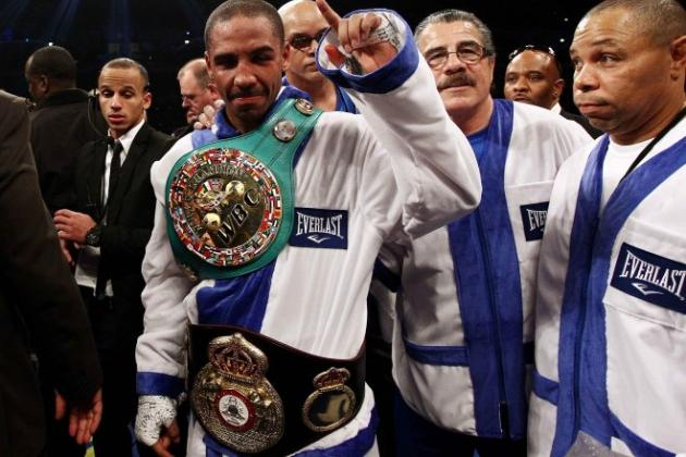 Andre Ward: A Victim Of His Own Success?