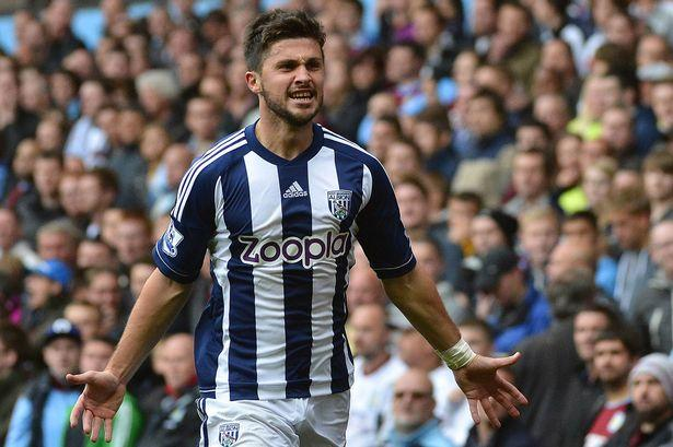 Liverpool Transfer Rumours: Reds Ready To Offer £12 Million For West Brom Striker Shane Long