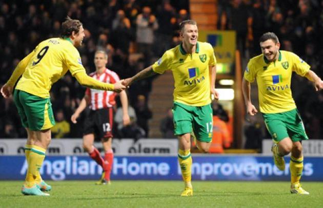 Norwich 2-1 Sunderland: Talking Points