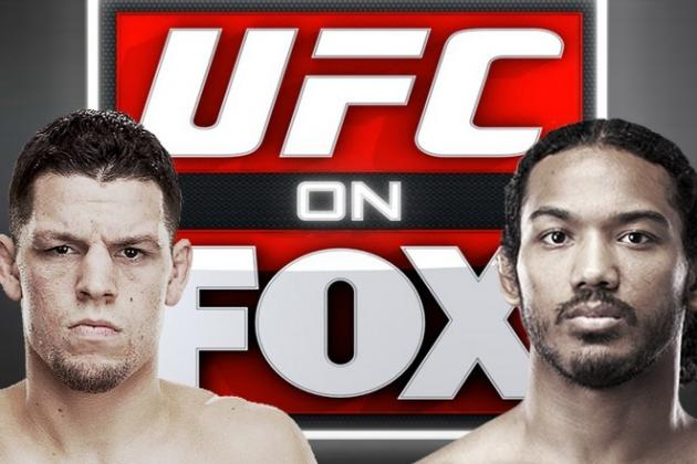 UFC on FOX 5: Main Card Preview & Predictions