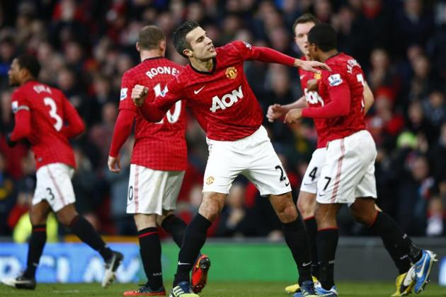 Manchester United vs Sunderland Review : Red Devils On Fire