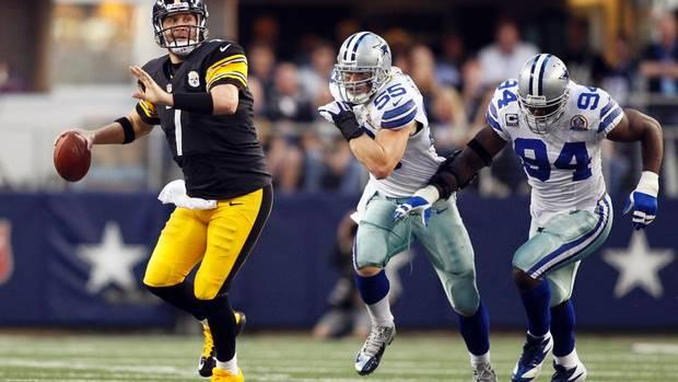 Dallas Tops Pittsburgh In Overtime To Set Up a 3-Way Tie in the NFC Eas