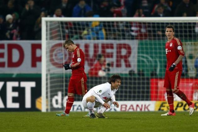 Bundesliga Review: Bayern Munich Still On Top