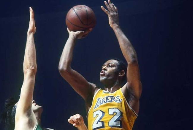 "Lebron ""King James"" And Elgin Baylor, ""The Greatest Laker Of Them All"": A Comparative At Age 28"