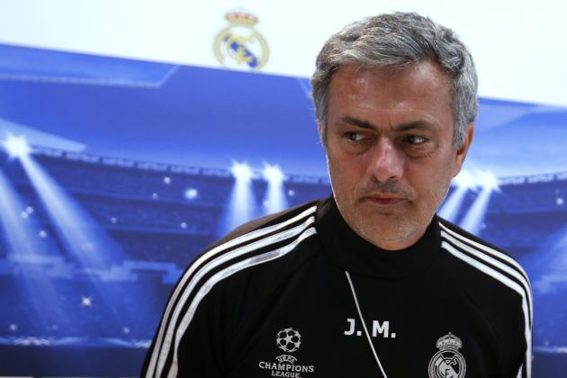 Firing Jose Mourinho Now Will Be A Bad Idea For Real Madrid