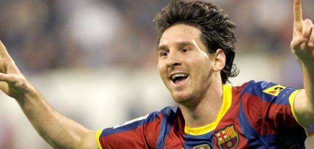 Lionel Messi: Another Year, Another Record