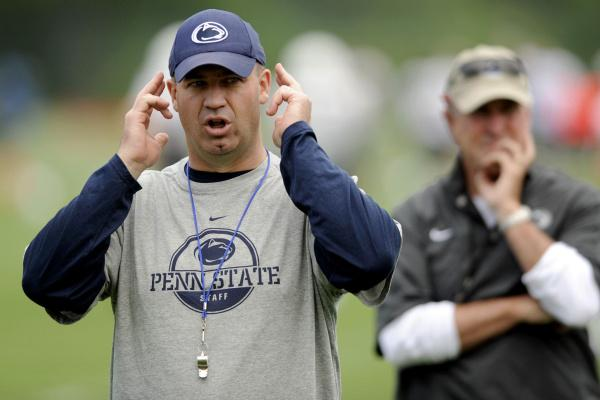 Penn State Relieved That Bill O'Brien Is Staying ...But Why?