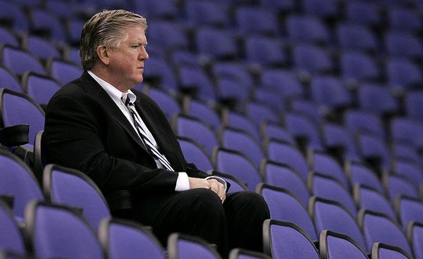 NHL News: Toronto Maple Leafs Fire General Manager Brian Burke