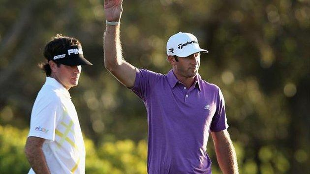 Dustin Johnson Opens PGA Tour Season With Win