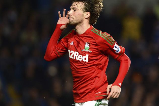 Arsenal Transfer Rumors: Gunners Linked With Bid For Michu