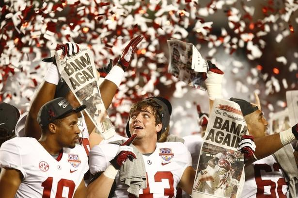 'Bama Was A Hit Again, But Plenty Of Misses This BCS Season