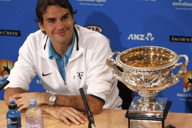 Men's Australian Open Preview: Federer, Djokovic, And Murray Lead Nadal-less Field