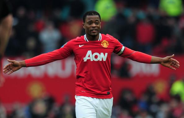 EPL News: Top 5 Premier League Player Rankings: Patrice Evra Shows His Class In 2-1 Victory