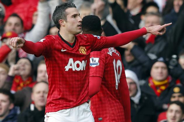Luis Suarez or Robin van Persie: Who Is The Better Striker?