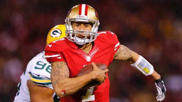 San Francisco 49ers News: Colin Kaepernick Runs Quarterback Position Into A New Dimension