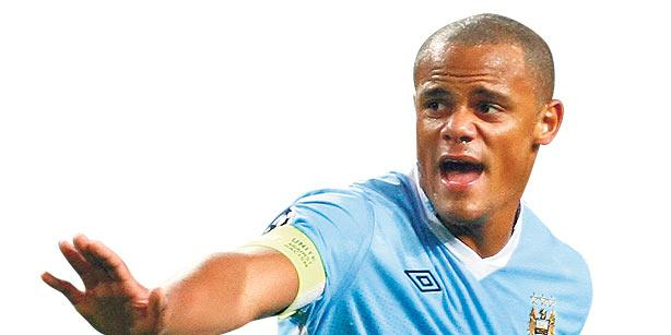 Vincent Kompany Red Card Suggests Football Becoming A Non-Contact Sport
