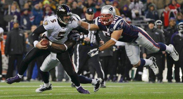 Super Joe? Baltimore Ravens Rest AFC Title Hopes On Flacco