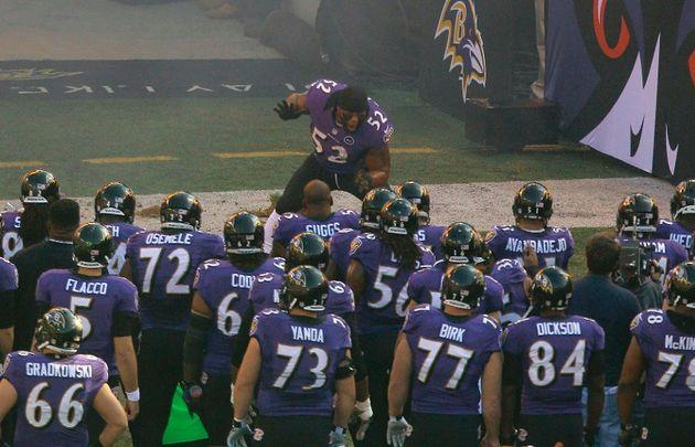 The Miracle At Mile-High: Ray Lewis Makes Father Time Wait For One More Week.