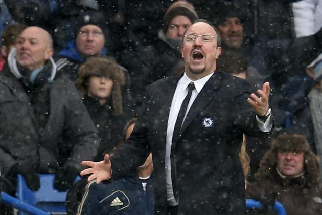 Chelsea FC News: Benitez Has To Go, But Roman Abramovich Won't Pull The Trigger