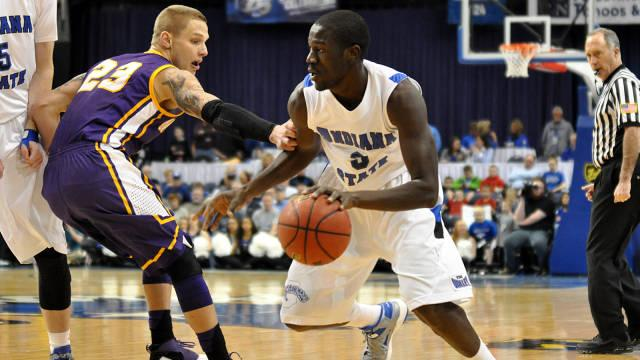 Indiana State Downs (15) Wichita State, Moves Within One Game of Missouri Valley Standings