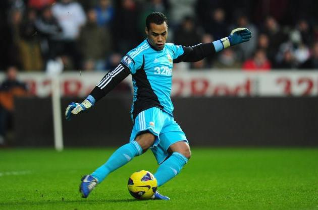 Arsenal Transfer Rumours: Gunners Target Michel Vorm To Solve Goalkeeping Woes