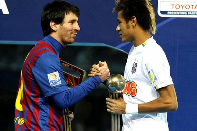 Neymar vs Messi: When Stars Collid