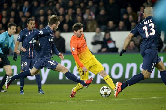 UEFA Champions League: FC Barcelona Vs PSG