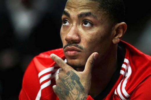 Derrick Rose Should Not Return This Season