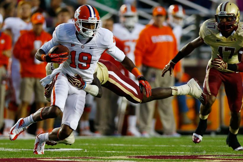 Clemson Football: Who Are Some Potential Breakout Players For The Tigers In 2013?