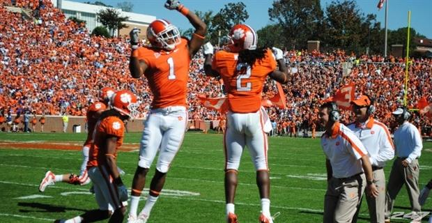 Clemson Football: Clemson's Receiving Corps is More Than Sammy Watkins