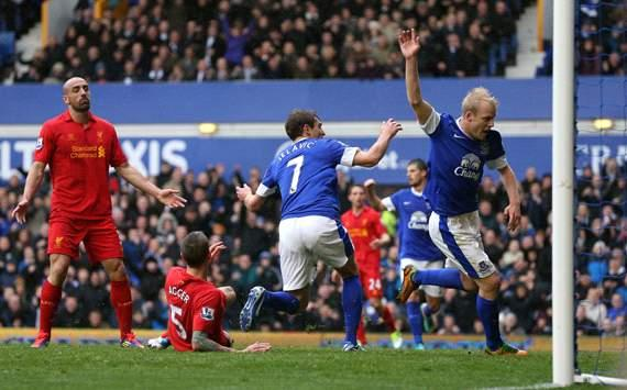 Opportunity Knocks: More Than Just Pride At Stake  For Everton In The 220th Merseyside Derby.